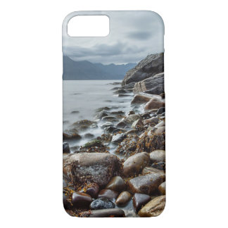 Coastal Rocks on the Beach Shoreline Phone Case