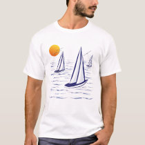 Coastal Sailing Yachts Apparel T-Shirt