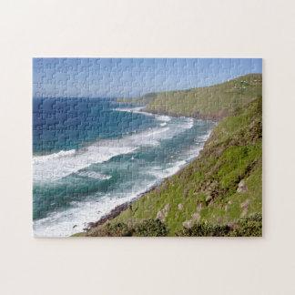 Coastal Scenery Coffee Bay Jigsaw Puzzle