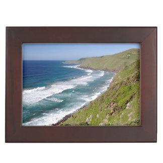 Coastal Scenery Coffee Bay Keepsake Box