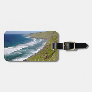 Coastal Scenery Coffee Bay Luggage Tag