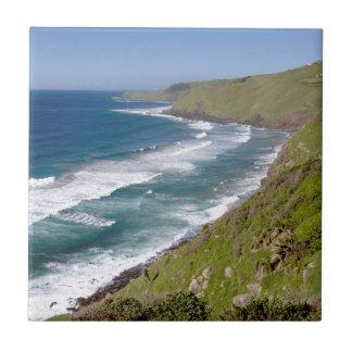Coastal Scenery Coffee Bay Tile