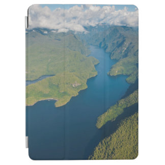Coastal Scenery In Great Bear Rainforest iPad Air Cover