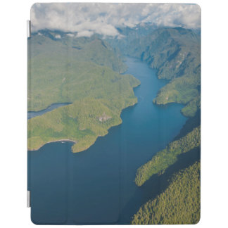 Coastal Scenery In Great Bear Rainforest iPad Cover
