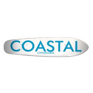 COASTAL SKATE LONGBOARD SKATE BOARD