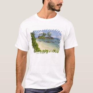 Coastal view on Mahe Island T-Shirt