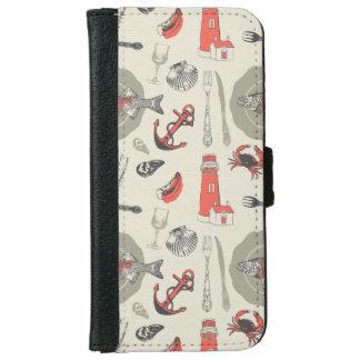 Coastal iPhone 6 Wallet Case