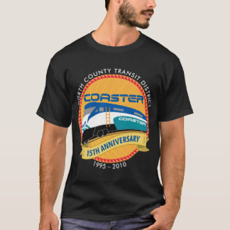 Coaster 15th Anniversary T T-Shirt