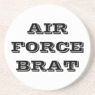 Coaster Air Force Brat