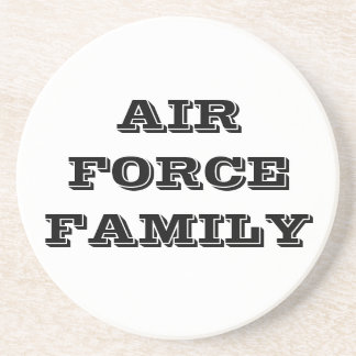 Coaster Air Force Family