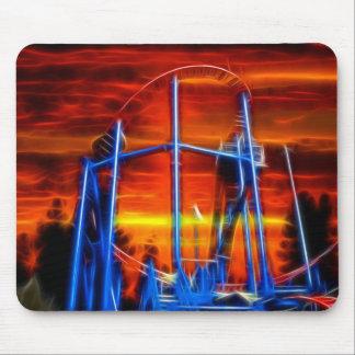 Coaster At Sunset Mouse Mat
