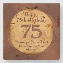 Dad 75th Birthday Gifts Gift Ideas