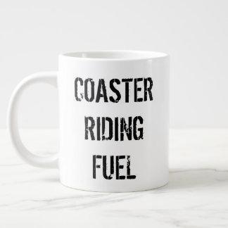 Coaster Enthusiast Jumbo Mug