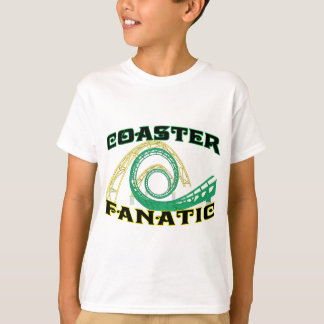 Coaster Fanatic T-Shirt
