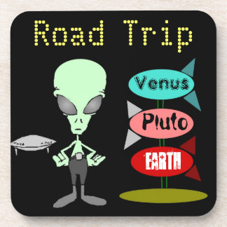 Coaster Fun Alien Road Trip Martian Galaxy Solar