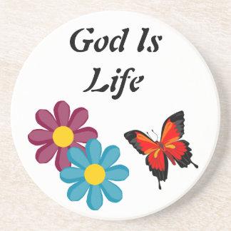 Coaster: God Is Life Coaster