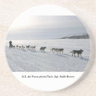 Coaster / Iditarod Sled Dog Race 2006..