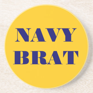 Coaster Navy Brat