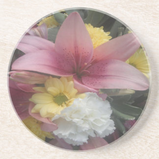 Coaster Pink Lily Beauty