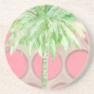 Coaster Pink Palm Tree Your Highness Palm Tree