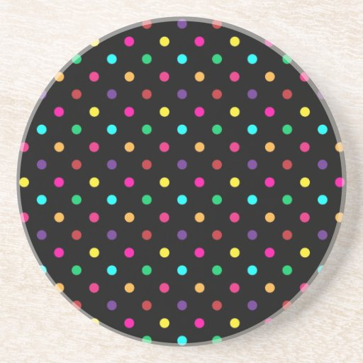 Coaster Polka Dot