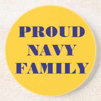 Coaster Proud Navy Family
