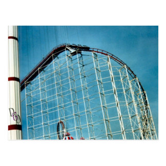 Coaster Ride Postcards
