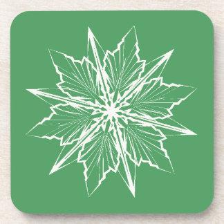 Coaster--Snowflake Coaster