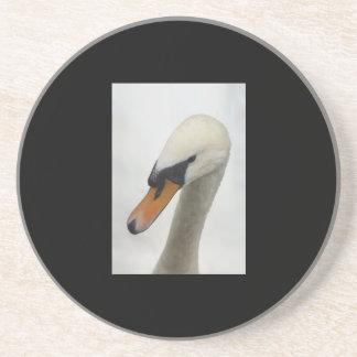 Coaster - White Macro Swan