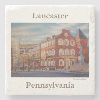 Coaster with West King Street