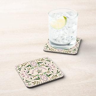 Coasters - Hard Plastic - Tuscan Flavor