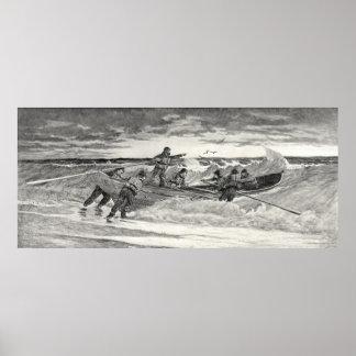 Coastguard 1887 poster