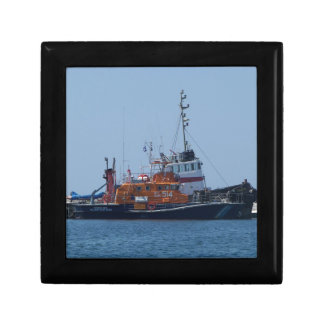 Coastguard Boat And Tug Boat Gift Box