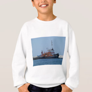 Coastguard Boat And Tug Boat Sweatshirt
