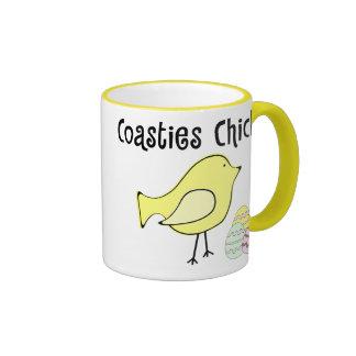 Coasties Chick Mugs