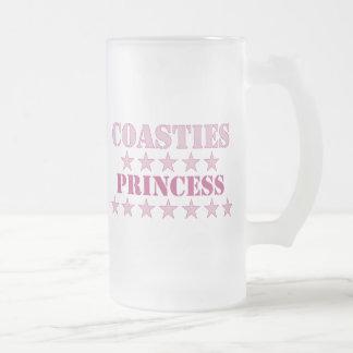 Coasties Princess Coffee Mugs
