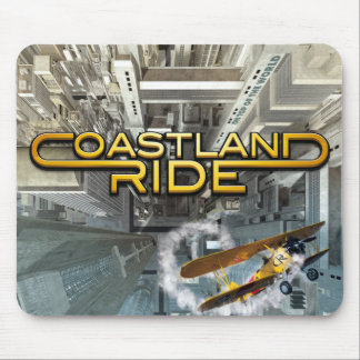 Coastland Ride - On Top Of The World CD cover Mouse Mat