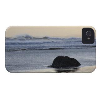 coastline at dawn iPhone 4 case