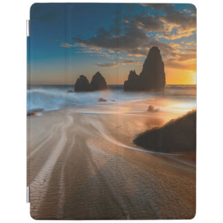 Coastline At Sunset | Northern California iPad Cover