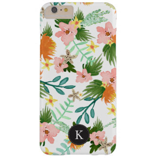 Coastline Floral Barely There iPhone 6 Plus Case