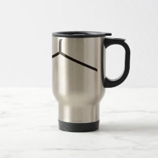Coat Hanger Wire Travel Mug