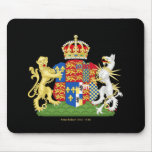 Coat of Arms Anne Boleyn Mouse Pads