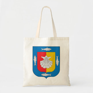 Coat of arms Baja California Sur Mexico Official Budget Tote Bag
