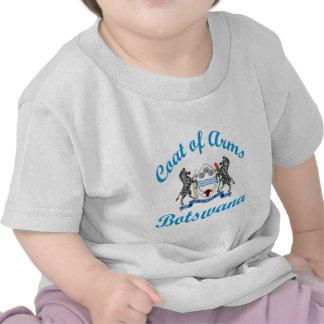 Coat Of Arms Botswana T Shirt