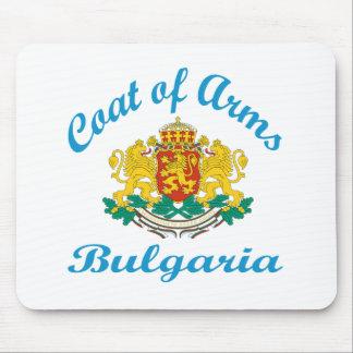 Coat Of Arms Bulgaria Mousepad