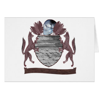 coat of arms cards