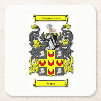 Coat of Arms Coaster