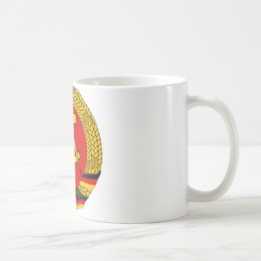 Coat of arms East Germany Official Heraldry Symbol Mug