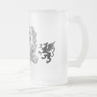 Coat of Arms Family Crest 60th Coffee Mugs