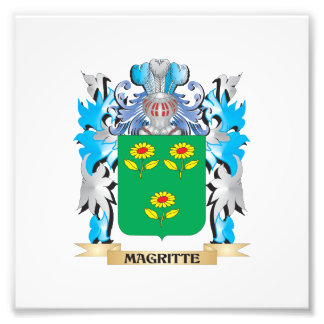 Coat of Arms - Family Crest Photo